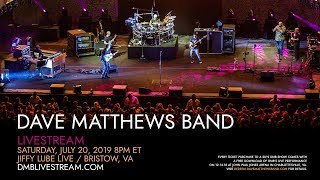 Dave Matthews Band - Live from Jiffy Lube Live 7202019
