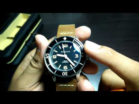 Borealis Sea Storm Initial Review, a superb value watch that you might not able to buy anymore!