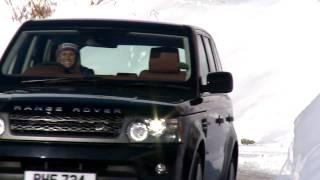 Range Rover Sport - Chemmy Alcott's review