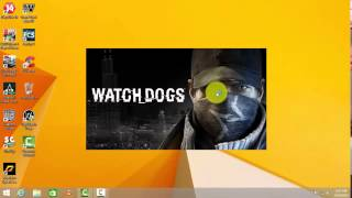 WATCH DOGS :how to make it work on a low end pc without LAG!!!!!