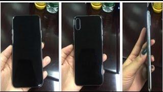 iPhone 8 Design Leaked?!!?