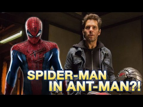Peyton Reed Talks About AntMan's SpiderMan Reference