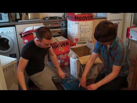 The Great Unboxing! (MASS 90s vacuum haul around 33 BNIB Vacuum Cleaners!)
