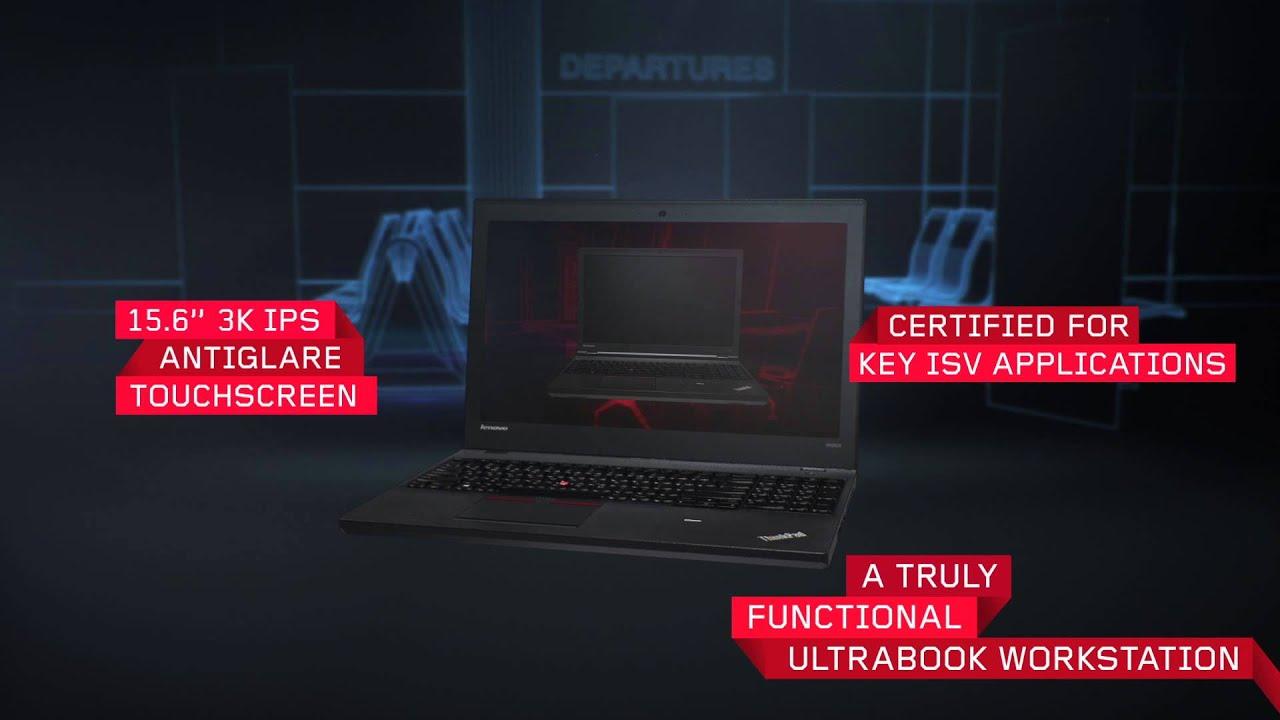 Lenovo Red Wallpaper: Lenovo ThinkPad W Series Product Tour
