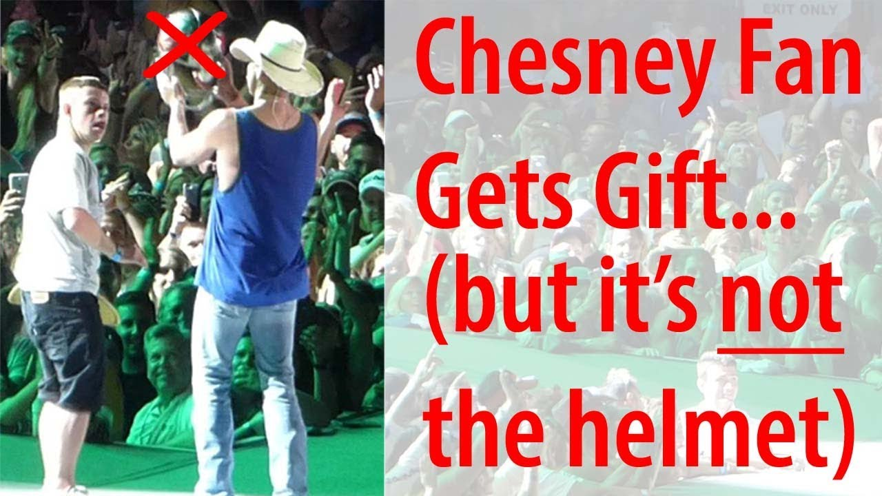 Kenny chesney fan gets gift tampa fl 4212018 youtube kenny chesney fan gets gift tampa fl 4212018 negle Choice Image