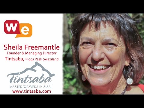 Wisdom Exchange TV with host Suzanne F Stevens presents: Sheila Freemantle | Tintsaba