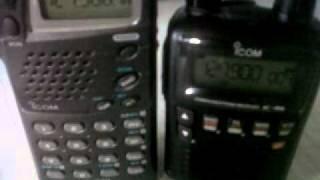 airband 127 900mhz monitoring icom r6 vs icom t7h