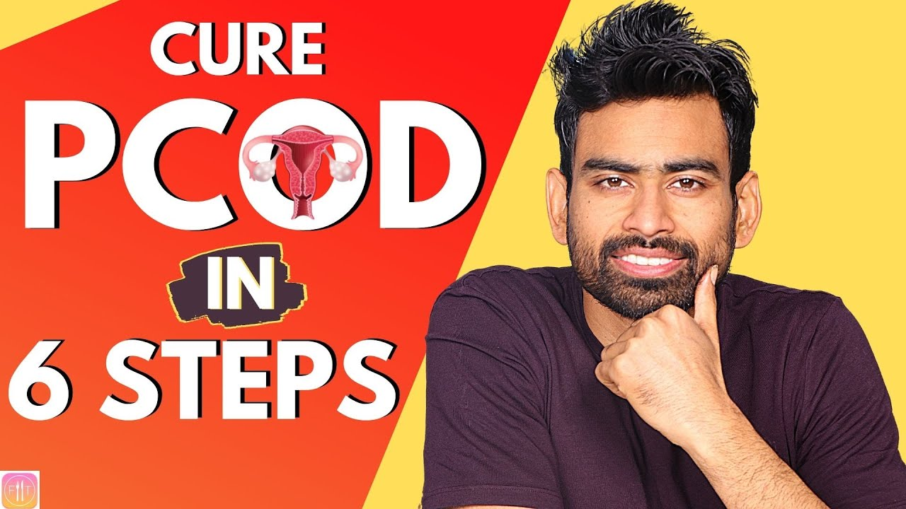 Download Cure PCOS/PCOD Problem Permanently in 6 Steps (100% Guaranteed)