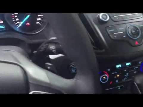 Для более удобной парковки, решил установить Парктроники в задний бампер автомобиля Форд Куга