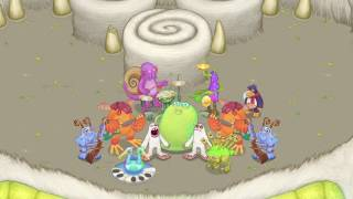 Gravity fall theme song in My Singing Monsters