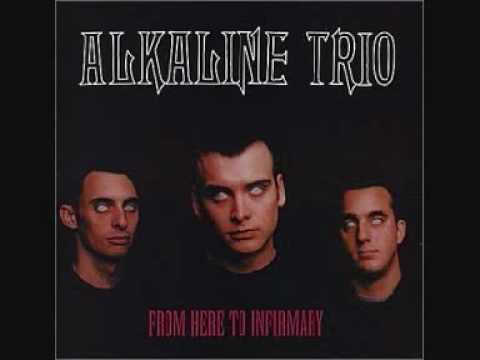 Alkaline Trio - Private Eye