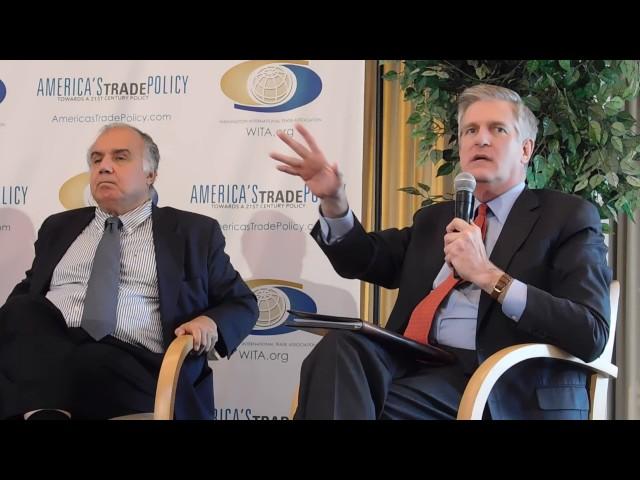 2/9/17 WITA Event: NAFTA 2.0? Panel 1: Q&A Session