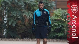 Francis Coquelin: My matchday mindset