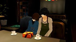 Persona 5 - All Valentine's Day Date Events + Consequences