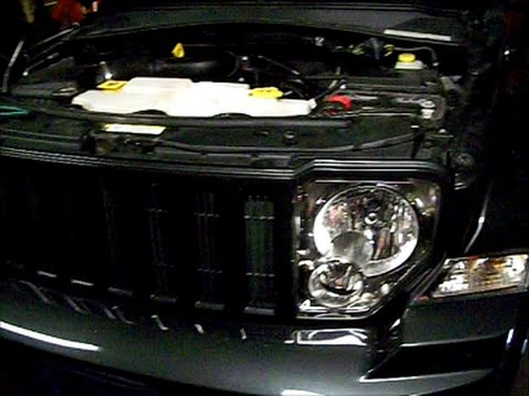 Dodge Nitro Jeep Liberty Automatic Transmission Dipstick Tube