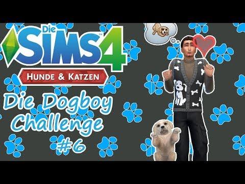 Die Sims 4 Hunde & Katzen - Die Dogboy Challenge - #6 - Gibt es Nachwuchs? ♥  (HD/Lets Play)