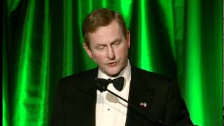 The American Ireland Fund 2012 Washington DC National Gala - An Taoiseach Enda Kenny, T.D.