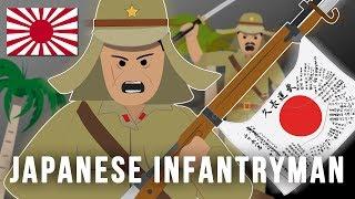 Imperial Japanese Army Infantryman (World War II)