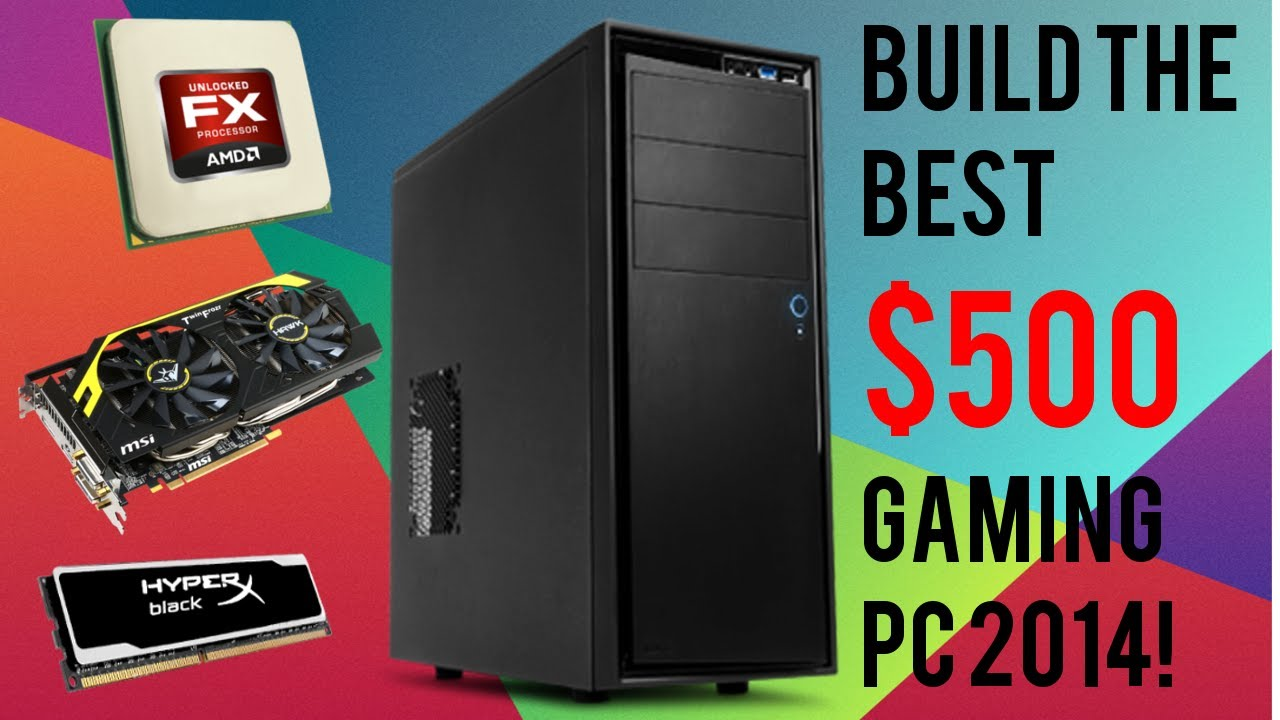 Best £300 gaming pc 2014 youtube.
