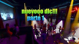 ► PARTE 1 Nuevoo DLC CLUB NOCTURNO!!! ! ¿Vale la pena???? | GTA 5 ONLINE CARRERAS PS4●