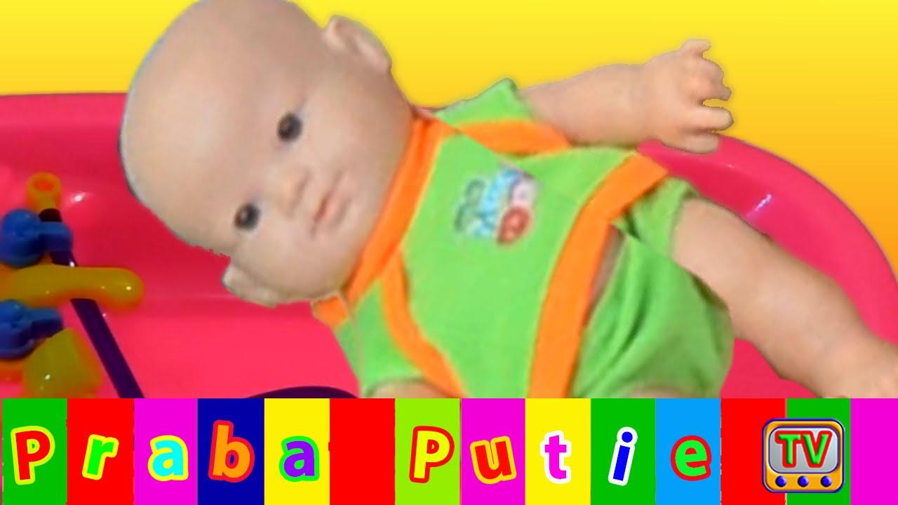 Boneka Bayi Bisa Pup YouTube
