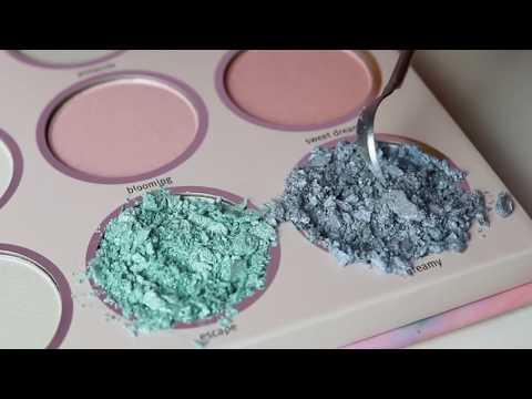 ASMR Makeup Destruction 2