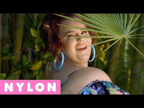 Behind The Scenes At Tess Holliday's NYLON Cover Shoot | Cover Stars