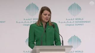 WGS17 Session: Main Address by Mari Kiviniemi