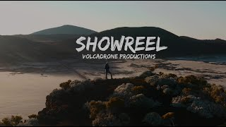 Drone Showreel by VolcaDrone Productions