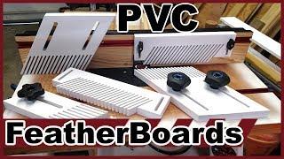 DIY FeatherBoards PVC