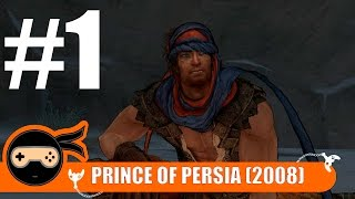PRINCE OF PERSIA - (GAMEPLAY) #1 - PT-BR