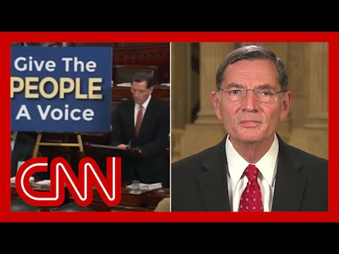 GOP senator reacts to his own words in 2016 on SCOTUS nomination
