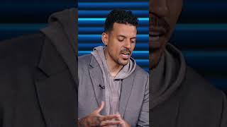 'Be mad at MJ for picking you No. 1' - Matt Barnes responds to Kwame Brown #Shorts | The Jump