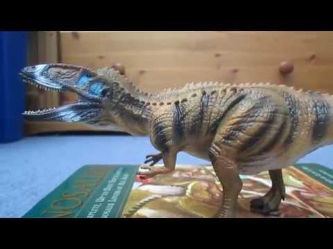 CollectA Carcharodontosaurus Deluxe 1:40 Scala