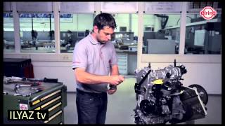 Opel Engine 1.3 CDTI - Valve cover gasket replacement