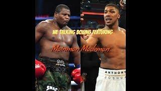 [ We Talking Boxing LIVE ] Golovkin leaves Abel ! Luis Ortiz Gambles on Himself
