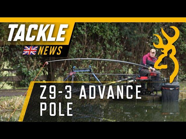 Browning Xitan Z9-3 Advance Pole: New 16m Pole