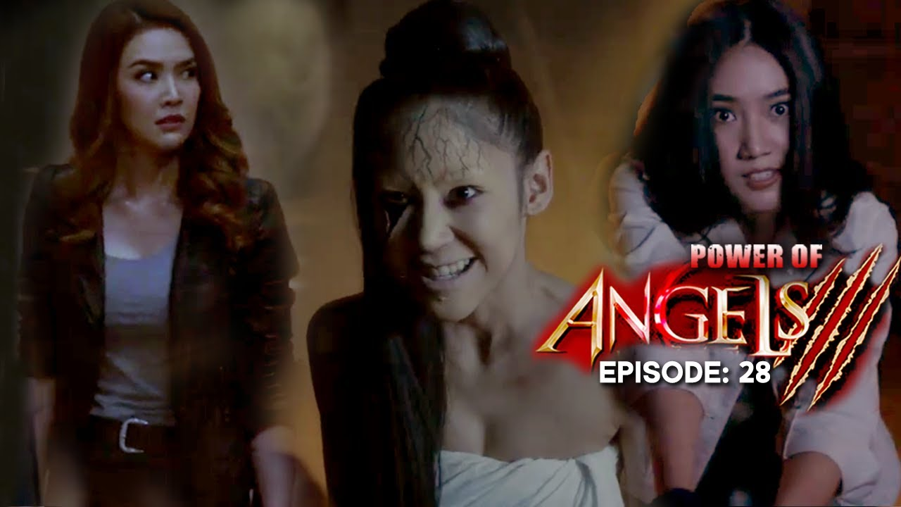 Vampire Series POWER OF ANGELS 3 - Horror Crime Stories EP.28   Hollywood Web Series In Hindi Dubbed