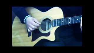 Vietnam My Love - Guitar Solo Fingerpicking Taylor 312ce