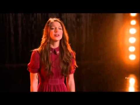 Glee  Wrecking Ball Marley Rose