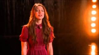 Glee - Wrecking Ball (Marley Rose)