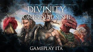 Divinity Original Sin 2 - Creazione Personaggio Gameplay ITA