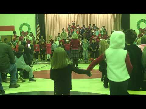 december in our town 2018 james w lilley school NJ