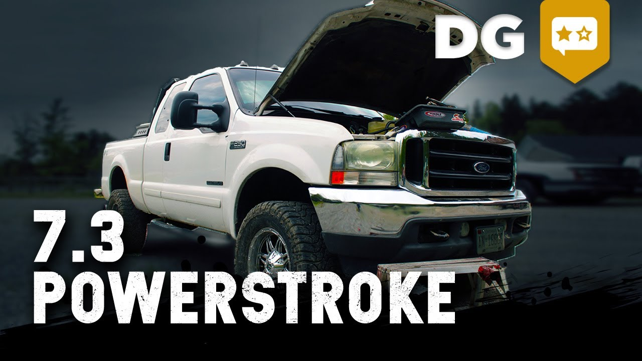 review everything wrong with a 7 3 powerstroke [ 1280 x 720 Pixel ]