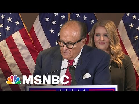 Giuliani Criminal Probe Bombshell: SDNY Vet Says 'More Going On' After Raid | MSNBC