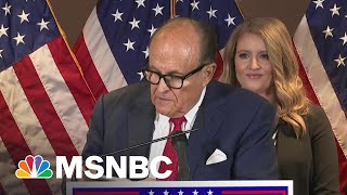 Giuliani Criminal Probe Bombshell: SDNY Vet Says 'More Going On' After Raid | MSNBC