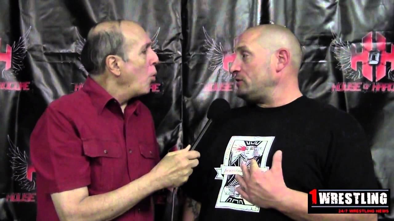 "BALDIE"" TONY DEVITO TALKS HOUSE OF HARDCORE, ECW, & OREO COOKIES! - YouTube"