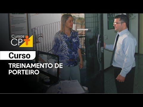 Clique e veja o vídeo Curso Treinamento de Porteiro