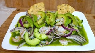 Aguachiles de Camarón - Mi Cocina Rápida