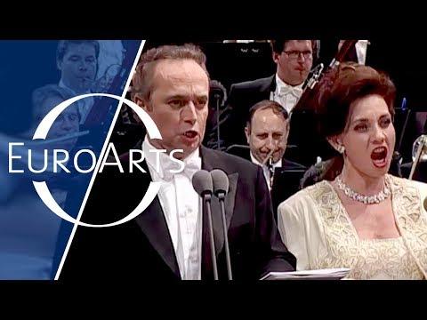 Johann Strauss - Wiener Blut (Vienna Philharmonic Orchestra, Z. Mehta & José Carreras)